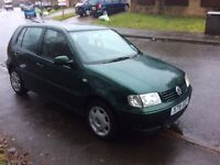 2001 Volkswagen Polo 1.4 S-69,000-service history-12 months mot-ideal first car