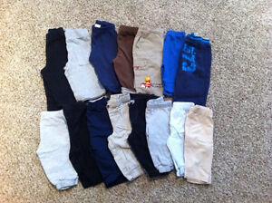 Pants $1 each