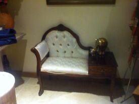 Telephone rest