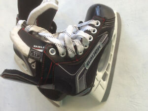 Bauer skates youth size 11