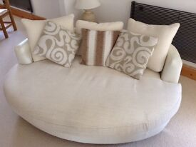 Cuddler 2 seater sofa