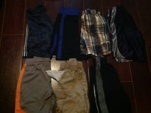 Boys size 7/8/10 shorts and pants
