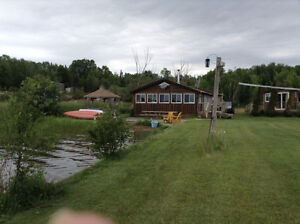 2 cottages on one beautiful lot
