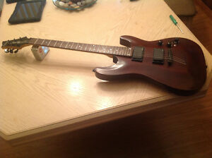 Upgraded Schecter Diamond Series Omen-6 Kitchener / Waterloo Kitchener Area image 2
