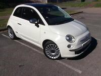 Fiat 500 1.4 LOUNGE Automatic Small Car