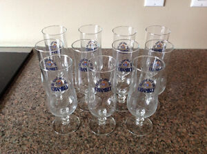 verre de collection Blanche de Chambly