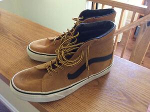 Vans brown sneakers