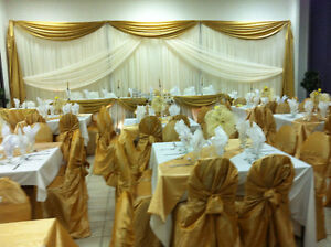 Wedding Decor and Banquet hall for rent wedding dress sale cheap