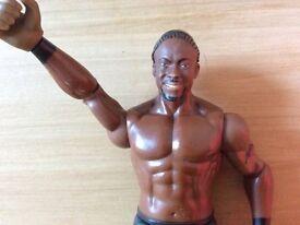 WWE pop up Kofi Kingston