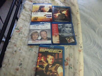 Blu Rays for Sale!