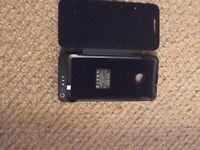 HTC M7 battery case