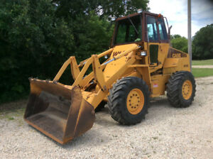 1992 CASE W14-C WHEEL LOADER