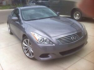 08 Infiniti G37s coupe, only 21400km
