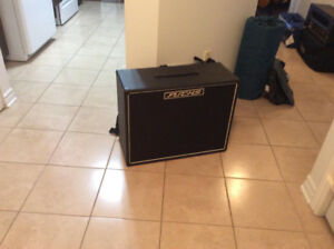Cab fuchs 2x12 speakers scumback h55