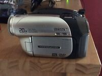 Sony DCR-DVD92E Handycam DVD Camcorder