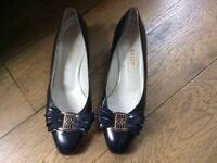 Vintage BALLY shoes size 39