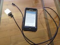 Blackberry Z10 with outter box