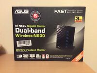 Asus Wireless Dual Band Gigabit Router N600