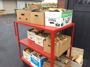 Firewood-Open All Weekend-By the Box....By the Cord..by the Pile Windsor Region Ontario image 10
