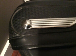 HARLEY DAVISON LEFT SADDLE BAG