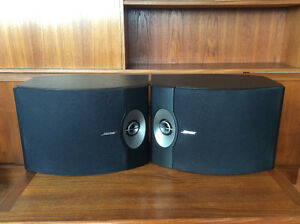 Bose 301 speakers