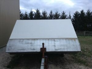 Snowmobile trailer  Stratford Kitchener Area image 1
