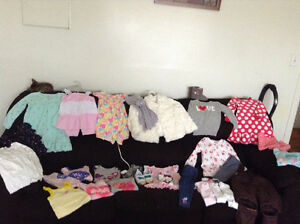 Selling Baby Girls Clothes Sizes 18mths - 3 Toddler .. St. John's Newfoundland image 5
