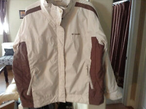 Ladies fall Columbia jacket