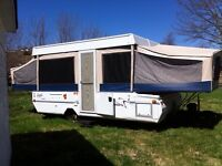 Jayco 2003 fold away camper located in Carbonear