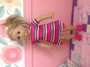 """Two 18"""" Doll outfits with shoes!"""