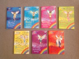 Rainbow Magic Books 29-35
