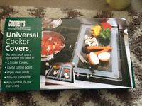 Cooker covers