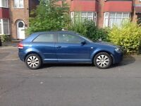 10 year old Audi with Minor Damage for quick sale