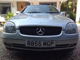 Very smart SLK 230 which has been very well looked after with genuine low mileage pic(9)