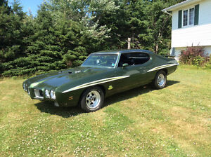 1970 Pontiac GTO Judge Clone