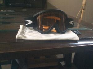 Oakley snowboarding/motorcross sunglasses