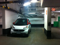 Motorcycle Parking - available - 21 Iceboat/151 Dan Leckie Way