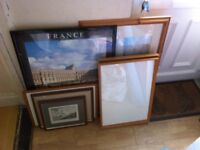 Picture frames various sizes free