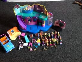 tneez playset and dolls rare