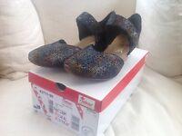 Rieker ladies shoes Mirjam size 5 £20