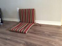 Outdoor patio cushions---New