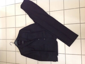 Size 16 Black Ralph Lauren Suit