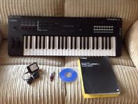 YAMAHA MX49 SYNTHESIZER KEYBOARD