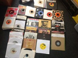 "160+ country 7"" singles"