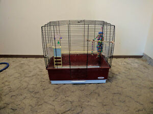 2 Bird cages for sale. Price Negotiable. Needs to be gone Asap