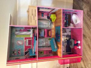 Maison pour barbie Imaginarium