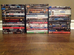 50 DVD's - All for $30
