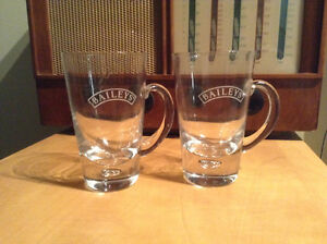 Bailey's glasses - set of two