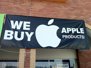 WE BUY ALL APPLE  PRODUTS IPHONE IPAD MACBOOK UP TO 75%