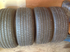 235/50R17 Ford Fusion Tires